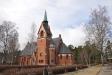 Längbro kyrka den 6 april 2011