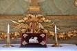 På altaret
