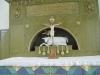 Närbild altaret