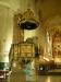 Även predikstolen från 1654 är av Evert Friis