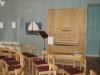 Orgeln i kapellet.
