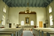 Kyrkorummet har verkligen en annorlunda form