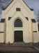 Kyrkbackskapellet bredvid kyrkan Maj 2017