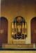 Influerat av medeltida altarskåp är detta i modern tappning.