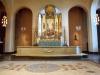 Kororgel och predikstol