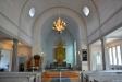 Behagligt ljus i kyrkan