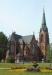 Umeå stads kyrka 29 juni 2105