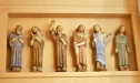 Sex av Bror Marklunds apostlar