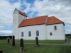 Lyngsjö kyrka - juli 2012