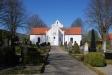Nevishögs kyrka