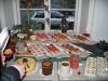 Julbord på Oaxens Skärgsårdskrog