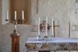 Detalj av altaret