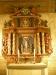 Altaruppsatsen av okänd mästare