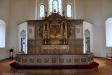 Altaruppsatsen från Tängs gamla kyrka