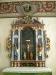 Vacker altaruppsats från 1688 av Georg Basselaque