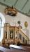 Predikstol från tidigt 1700-tal