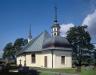 Norra Björke kyrka på 90-talet - Innan senaste restaureringen. Foto: Åke Johansson.