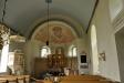 Predikstol från 1738 fungerar nu som ambo och står på hjul efter renovering