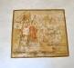 Framtagen medeltida målning som sparats