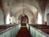 Gravhäll VG 138M i Vårkumla kyrka