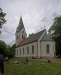 Kymbo kyrka den 3 aug 2016