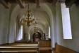 Frånsett altaruppsats och predikstol