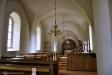 Orgeln är byggd 1977 av Smedmans orgelbyggeri