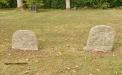 Runristade gravstenar från 1000-talet