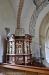 Predikstol från 1691 av Nils Bratt