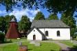Fullösa kyrka foto Christian