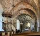 Romanska stenreliefer på Forshems kyrka