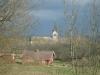 Österplana ifrån gamla kyrkogården foto Christian