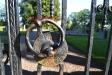 Österplana grinden till kyrkogården