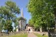 Västerplana kyrka 7 juni 2016