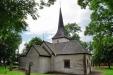 Västerplana kyrka juli 2014