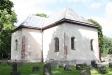 Kyrkans baksida är i behov av renovering