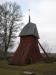 Klockstapel Sveneby kyrka