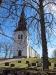 Hjälstads kyrka. Foto: (c) Kerstin Pilblad 2011.