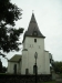 Kyrkans västra sida