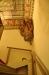 I trappan upp till läktaren hänger en vapensköld