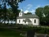 Frösve kyrka foto Christian