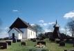 Siene kyrka på 90-talet. Foto: Åke Johansson.