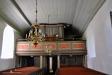 Orgeln renoverades 1941 och fick även ny fasad då