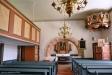 Predikstol från 1690 med ljudtak från 1715