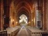 Mittdelen av stora altarskåpet i Strängnäs domkyrka