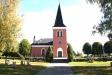 Orgeln på läktaren är byggd 1865