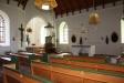 Kyrkans första orgel från 1840