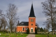 Länna kyrka april 2012