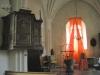 Kyrkan har fått galakläder