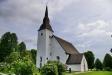 Åkers kyrka juni 2011